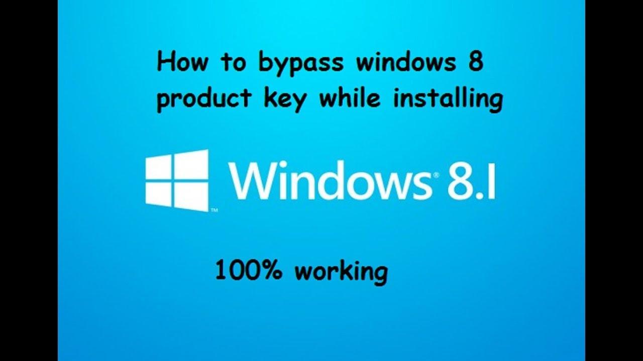 windows 8.1 generic activation keys