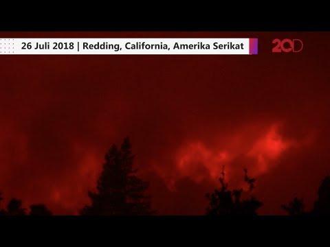 Kebakaran Hutan Mengerikan di California Mp3