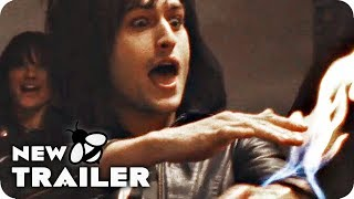 THE DIRT Trailer (2019) Mötley Crüe Netflix Movie