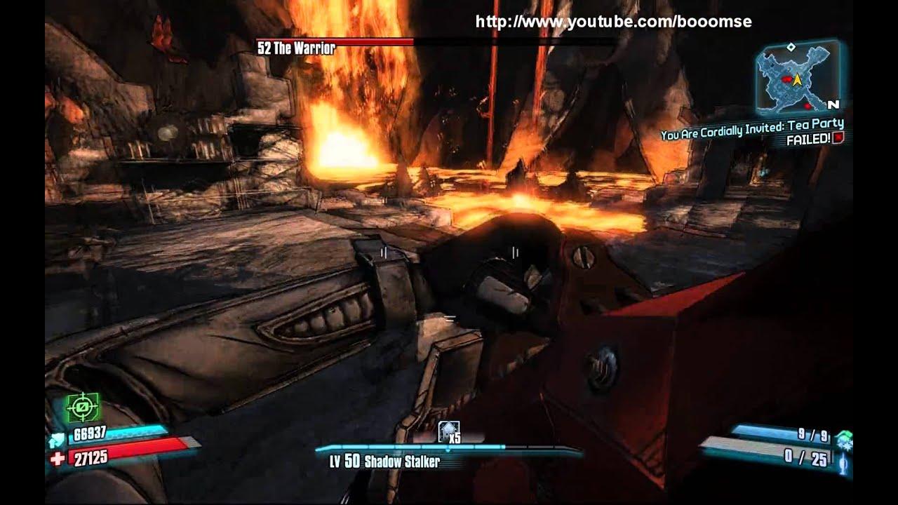 Borderlands 2 - Farming The Warrior In True Vault Hunter Mode
