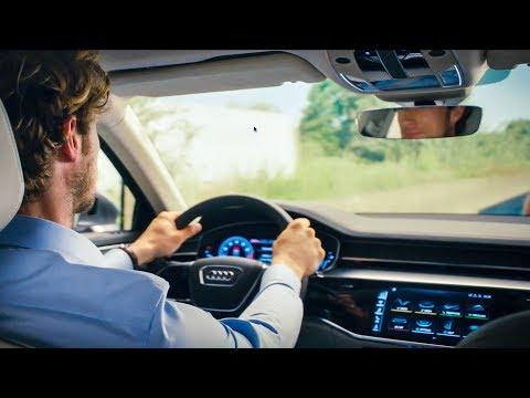 2018 Audi A8 - First Look OnBoard Technology Sedan  .. BEST IN CLASS ?