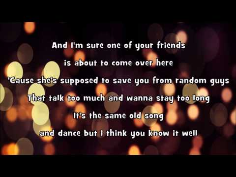 Sam Hunt  Take Your Time Lyrics