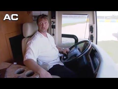 Jeff Gordon's NASCAR custom RV