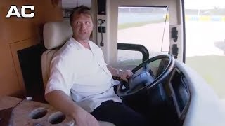 Jeff Gordon's RV Tours