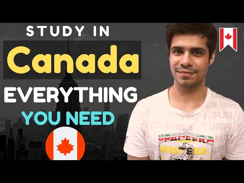How To Study In Canada - Admission Requirements, Cost, And All You Need