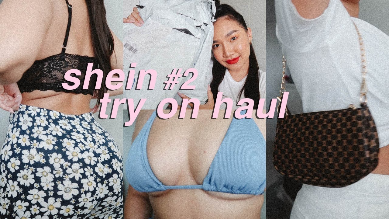 TRY ON HAUL ♡ SHEIN #2 แบบว่า...... | nurseryus