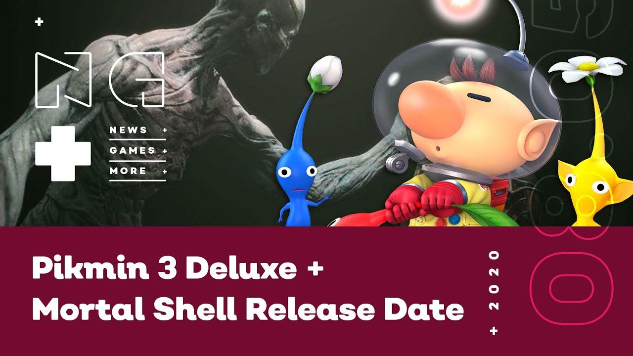 Pikmin 3 Deluxe Mortal Shell Release Date Youtube