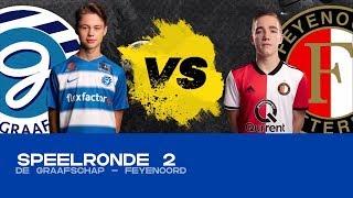 EDIVISIE | Poule C - De Graafschap - Feyenoord