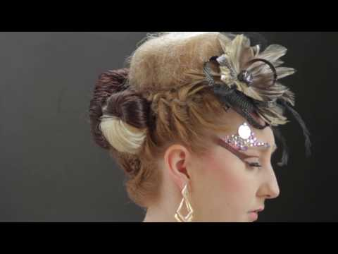 BIBA Next Level Hair Competition 2016 (part One)