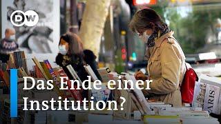 Frankreich: Das Ende der Seine-Buchhändler   Fokus Europa