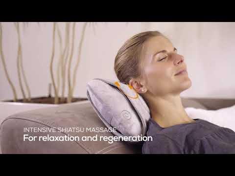 Product video MG 145 Shiatsu massage cushion