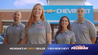 Michigan's #1 Chevy Dealer