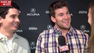 Sundance Whiplash Interview - Damien Chazelle & Austin Stowell