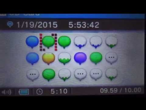 Nintendo 3DS Music player
