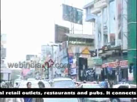 Brigade Road - Bangalore Locality Guide