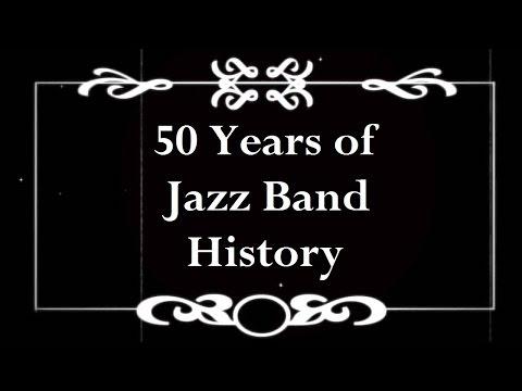 50 Years Of Jazz Band History