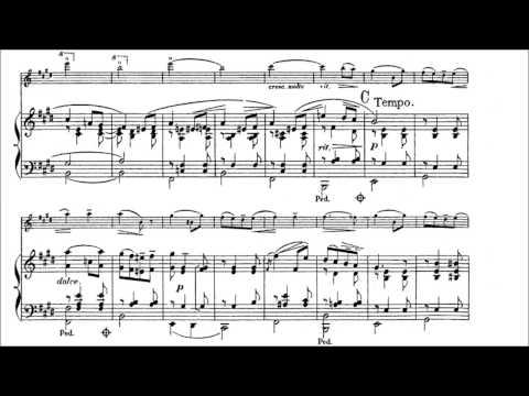 Elgar - Salut d'Amour, Op. 12 ''Liebesgruss'' (Piano Accompany)