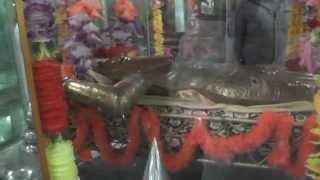 Sri Veerabrahmamgari Shekthra Darshan Banaganapalle, Kurnool Dist.