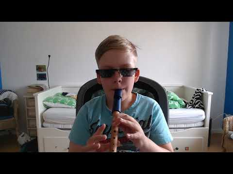 Snoop Dogg - The Next Episode (Recorder cover)
