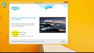 How To Download and Install Skype 2015