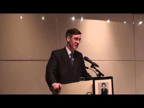Hon Jacob Rees-Mogg MP addresses Bruges Goup