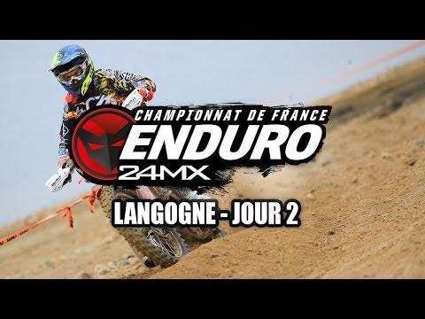 Enduro - Langogne : Résumé dimanche