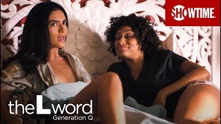 On the Series Premiere | The L Word: Generation Q | SHOWTIME