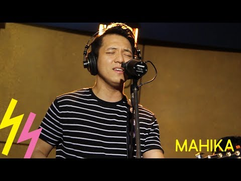 TJ MONTERDE - Mahika (MYX Studio Sessions Performance)