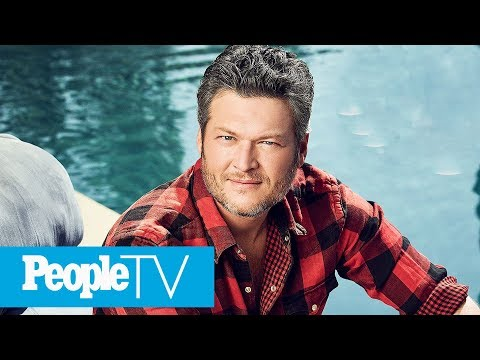 Blake Shelton Is PEOPLE's 2017 Sexiest Man Alive! 'I've Been Ugly My Whole Life' | PeopleTV