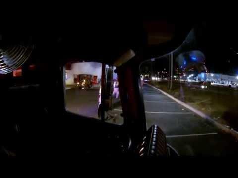 Car Fire at the Bob Evans ~ Camden, DE