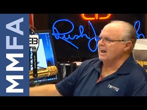 Rush Limbaugh Believes NASA's Discovery Of Water On Mars Is A 'Climate Change' Lie