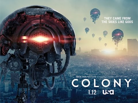 Colony - NWO Programming For EMP's, Alien Invasion, Martial Law & One World Religion Coming Soon!
