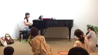 各務原市の音楽教室で、リトミック体験を実施しました。 http://sharte....