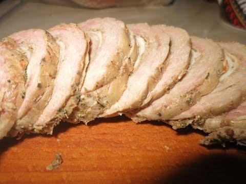 фото пошагово рулет с свинины рецепты из