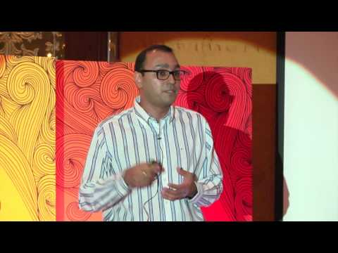 The power of intentions in driving innovation | Dr. Vishal Rao | TEDxIITHyderabad