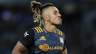 Sean Wainui breaks Super Rugby try-scoring record