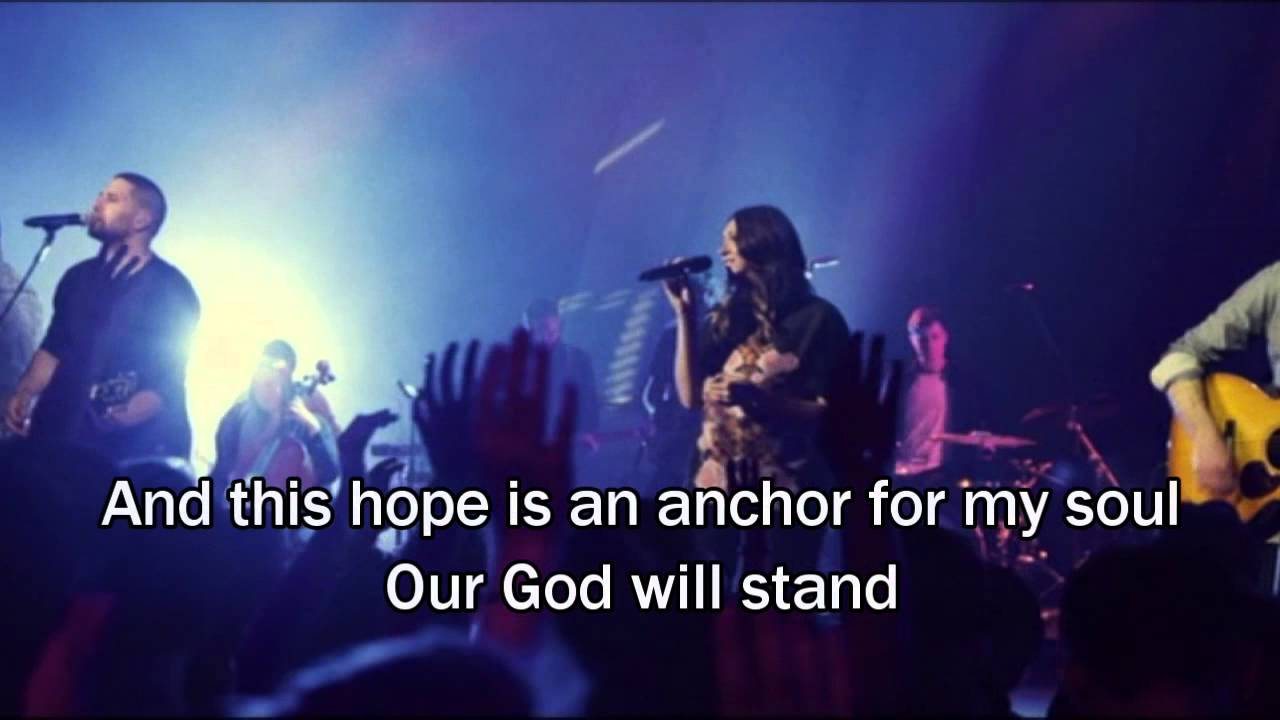 Anchor - Hillsong Live (Best Worship Song with Lyrics)