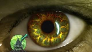 change your eye color to green amber naturally subliminal biokinesis hypnosis binaural beats spell