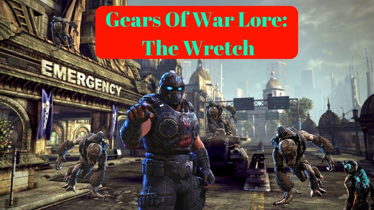 Download Fire up your Lancer Chainsaw, We've got Wretches [Lore]