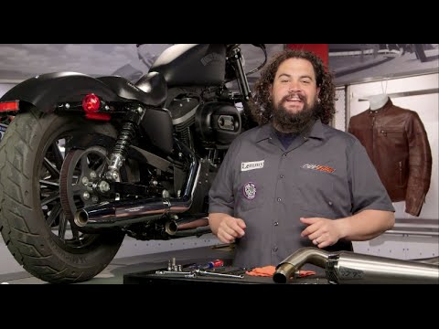 Thumbnail for How To Install a Full System Exhaust for Harley