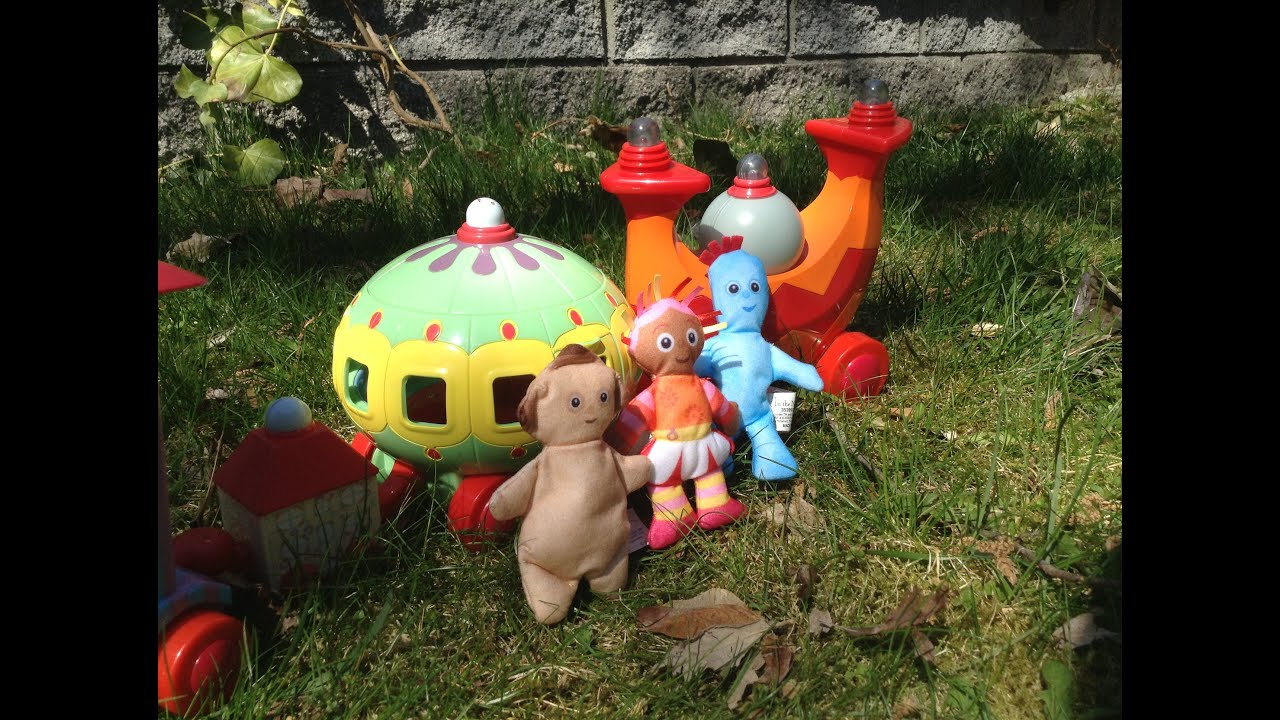 In The Night Garden Ninky Nonk Iggle Piggle And Upsy Daisy Look For