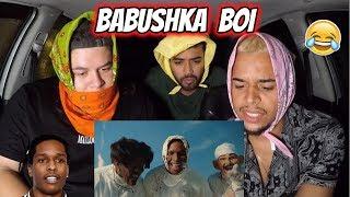 A$AP ROCKY IS BACK! - BABUSHKA BOI (MUSIC VIDEO) REACTION REVIEW