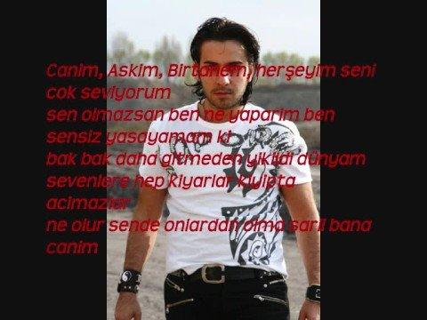 Ismail YK - Yar gitme !! lyrics