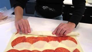 Barb's Pepperoni Bread
