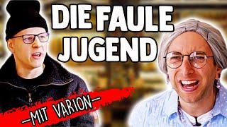 Helga, Marianne & Günther - Die faule Jugend ( mit @Varion )
