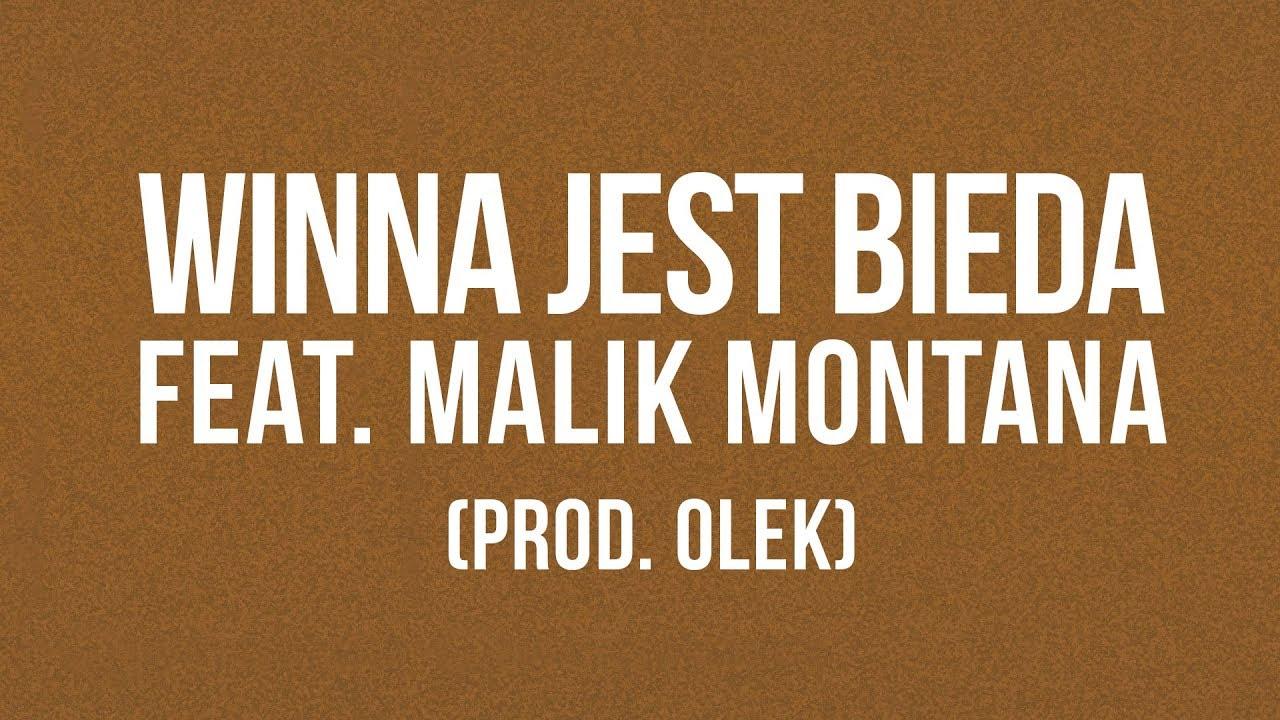 Frosti Rege feat. Malik Montana – Winna jest bieda (audio)
