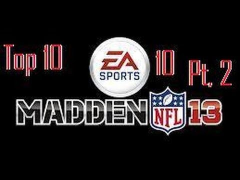Top 10 NFL rivalries in Madden 13: #10 Broncos vs. Chargers (Part 2)