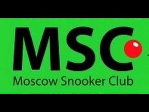 Polygon MSC Snooker Cup 2014_8-Down4. Michael Malinov vs Sergey Lebedev. Best of 3