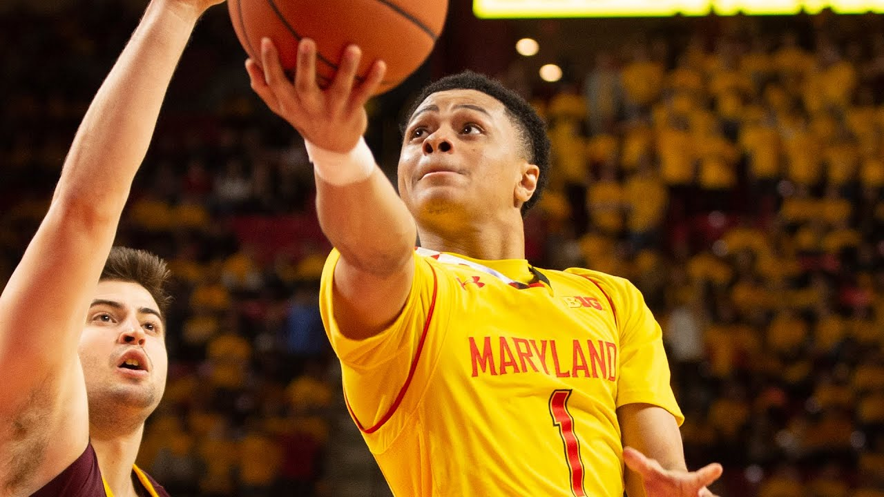 Just like old times: 'B-More guys' Jalen Smith, Darryl Morsell help Maryland advance in NCAA tournament