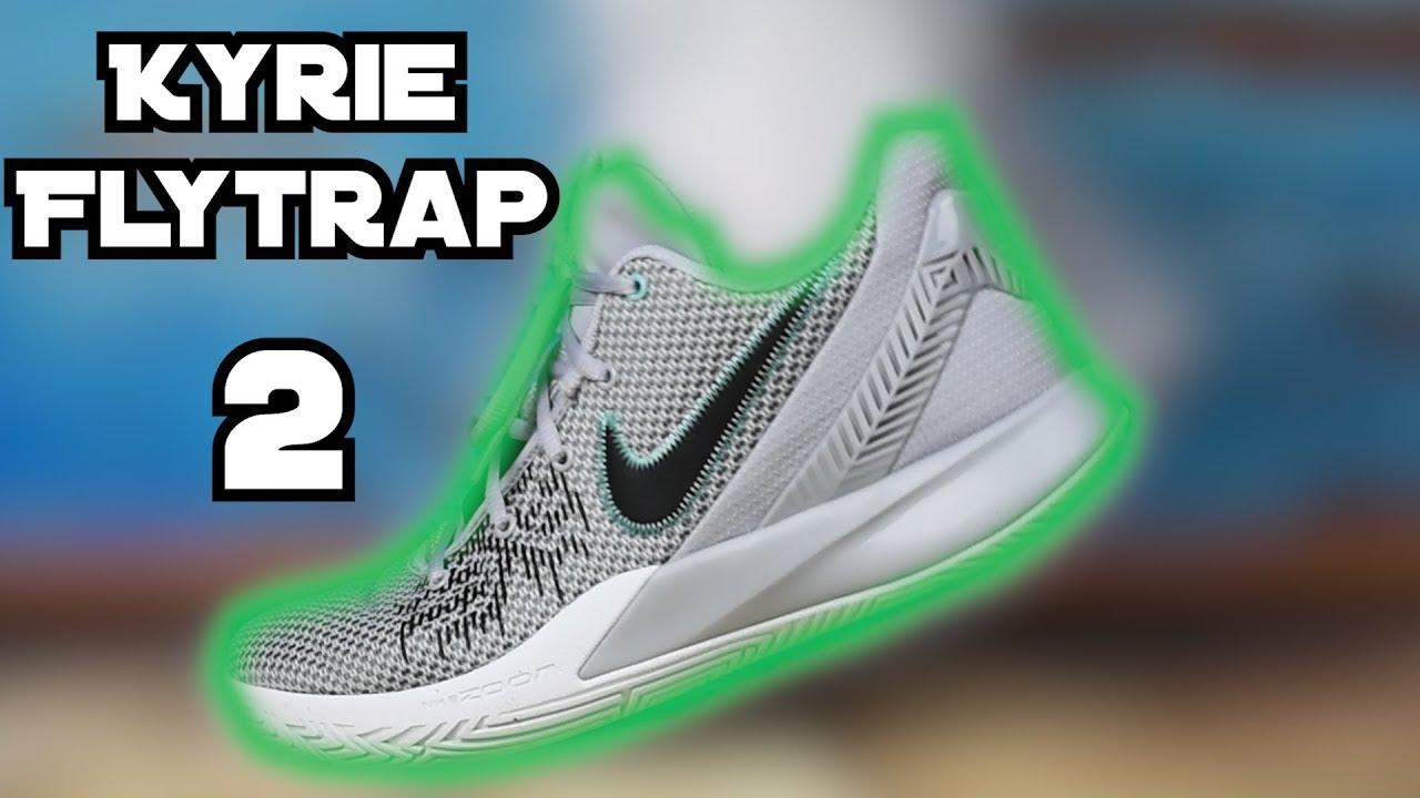 pretty nice 73391 c8e17 Nike Kyrie Flytrap 2 - Erster Eindruck + Unboxing  on Feet